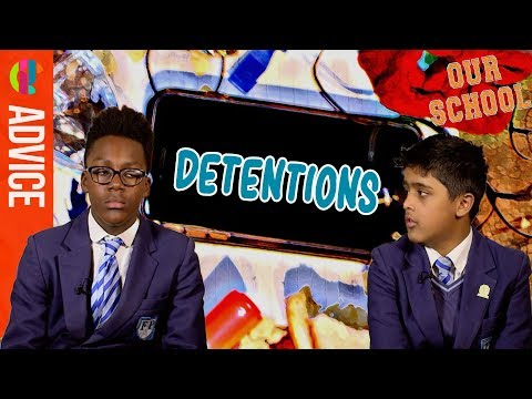 Our School students on... Detentions
