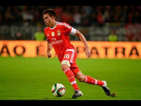 Nico Gaitán ● All 87 assists ● Sport Lisboa e Benfica