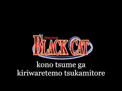 Black Cat Opening   Daia no Hana   with Lyrics