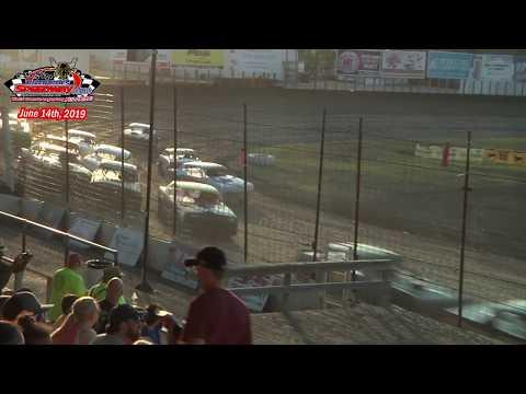 River Cities Speedway WISSOTA Street Stock A-Main (6/14/19)