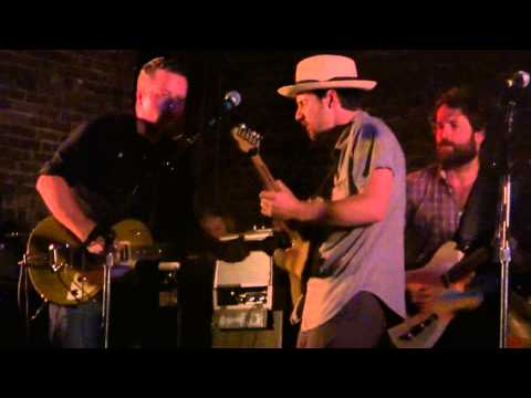 Blake Mills with Jason Isbell and Dawes - Call Me The Breeze- Newport RI - 7-27-13
