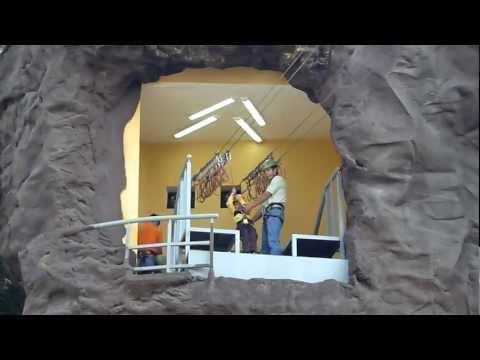 Tirolesa - Granja las Americas, D.F..MOV