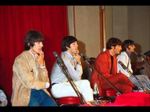 The Beatles: Revolver Interview - Songwriting, Indian Music, Tours, Their Next Film (1966)