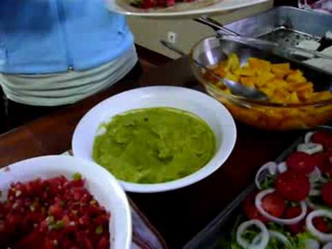 Meals in Kumbo- and the HI Cameroon Kitchen