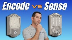 Schlage Encode vs Schlage Sense & ✅ Upgrade Security Tip