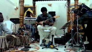 Kannan Vanthu Paadugindran - Guitar Somu.