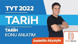 39)Sadettin AKYAYLA - Osmanlı Kültür ve Medeniyeti - I (TYT-Tarih) 2021