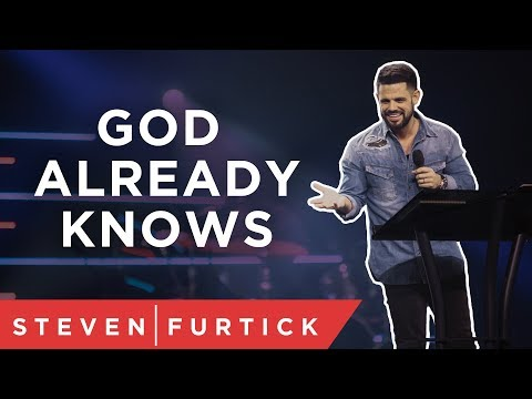 God, what do you want me to do? | Pastor Steven Furtick