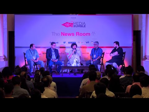 #MediaRumble: The Menace of False News in the Post Truth World