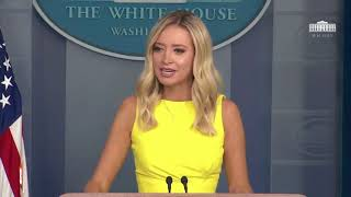 McEnany: Democrats Have Been 'Fundamentally Unserious' About Their 'Nonstarter' Stimulus Offers