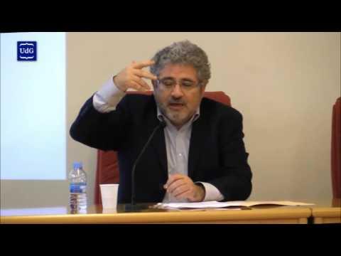 """Dr.José Juan Moreso; """"Los límites de la tesis de la incorporación"""" II Encuentro UPF-UdG"""