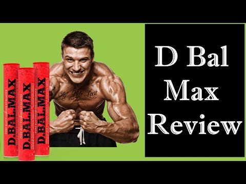 D Bal Max Review - Crazy Bulk Dbal Review || Video For Solving Queries About D-Bal Max [Must Watch]