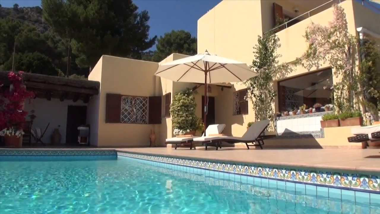 House for rent ibiza casa en alquiler en ibiza maison louer ibiza youtube - Apartamentos ibiza alquiler ...