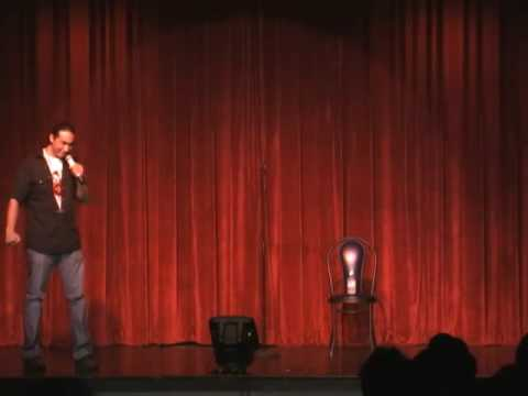 Comedian: Tatanka Means at San Felipe Casino Pt 1