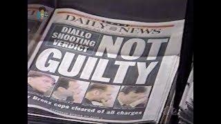 The Amadou Diallo Verdict (2/25/2000) | #AmadouDiallo #RIP