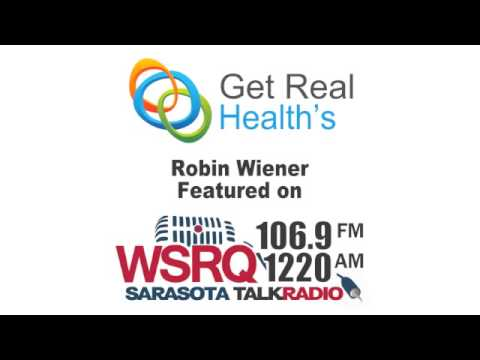 Robin Wiener featured on Health IQ Radio with Heidi Godman