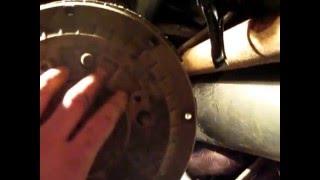 Как Снять прикипевший задний тормозной барабан на НИВЕ(, 2016-02-22T16:29:11.000Z)