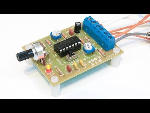 #58 Funktionsgenerator für unter 2€ mit ICL8038