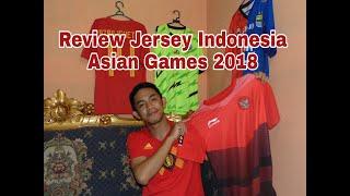 Download Video Review Jersey Original termahal yang saya miliki! Jersey Indonesia Asian Games 2018 #GAJE #INDONESIA MP3 3GP MP4