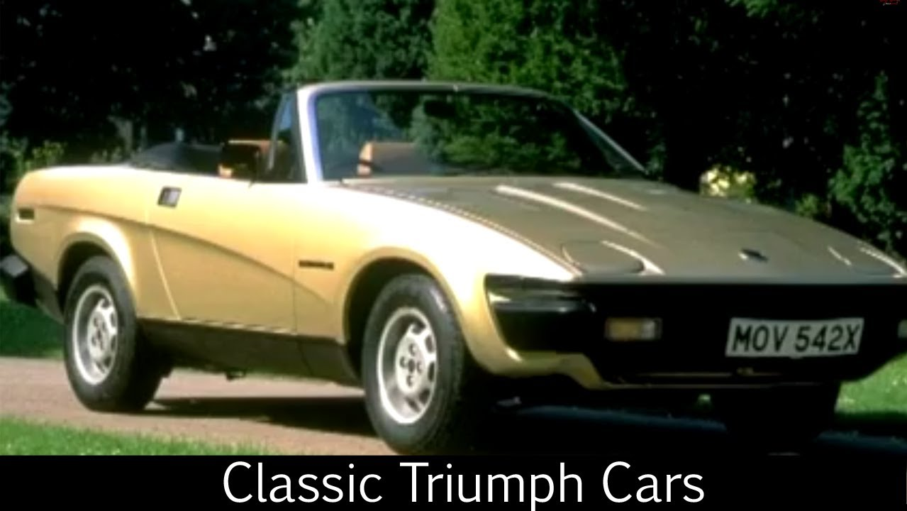 Classic Triumph Cars Youtube