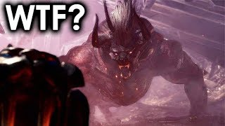 MHWorld | How to kill Behemoth in 5:54