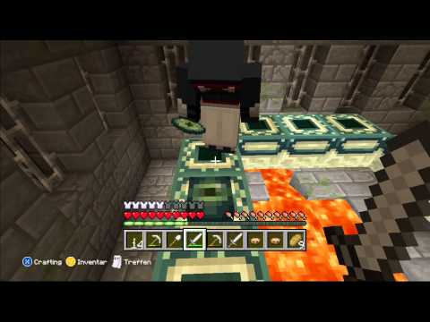 Minecraft Xbox 360 1hr+ Gameplay (no Voice Chat,pure Gameplay)