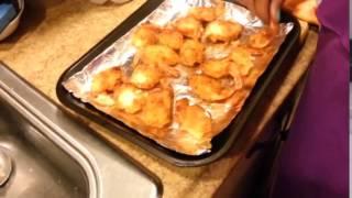 Lexie Starr Bake Shrimp