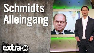 Christian Ehring: Koalitionsvernichtungsmittel Glyphosat