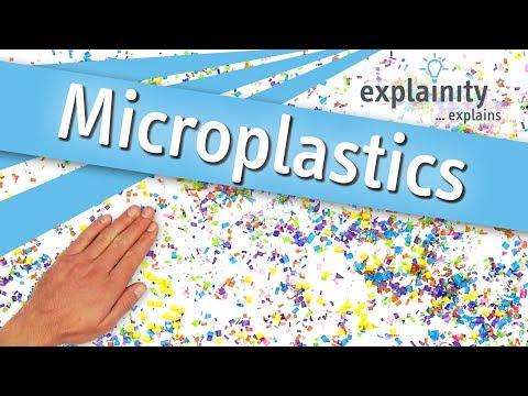 Microplastics explained (explainity® explainer video)
