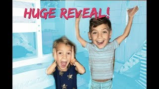 HUGE Surprise Bedroom Makeover & REVEAL!!!