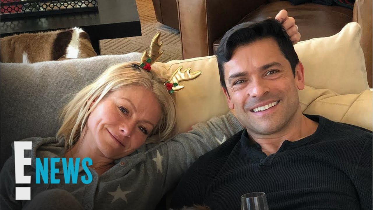 Mark Consuelos' NSFW Comment on Kelly Ripa's Instagram News