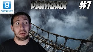 GMod Deathrun Part 7: Rickety Bridge of Death!