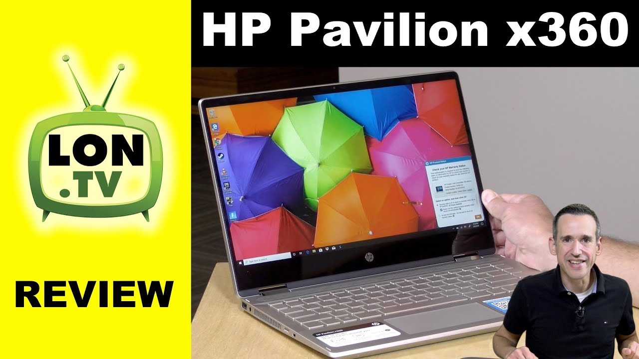 Hp Pavilion X360 2 In 1 14 Review Touch Screen Laptop Youtube
