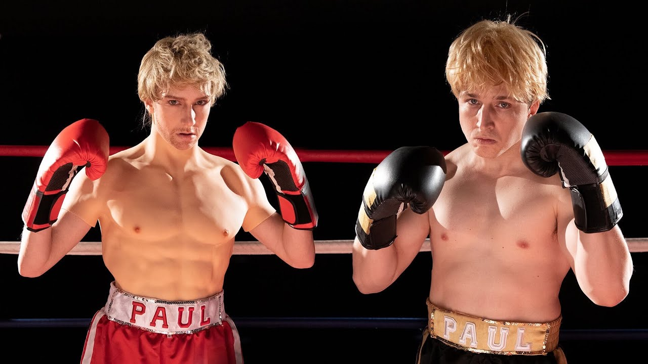 Download Jake Paul vs Logan Paul (When Brothers Fight)