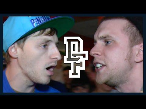 TOKEN VS JEFFERSON PRICE | Don't Flop Rap Battle