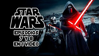 Star Wars Episodios 7 y 8: La Saga en 1 Video