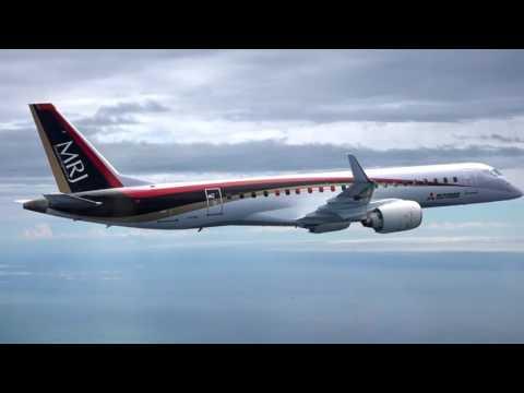 Mitsubishi MRJ, First Test Flight of FTA 4