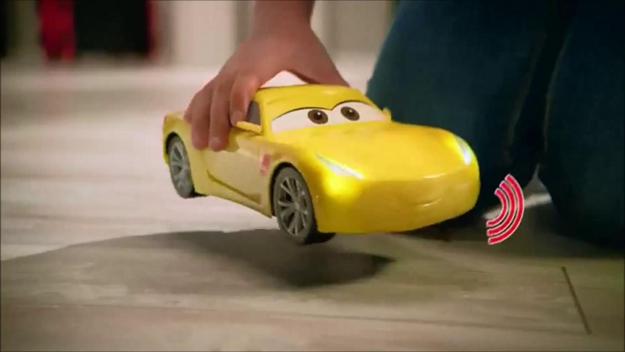 Disney Cars Toys Youtube: Disney Pixar Cars 3 Movie Moves