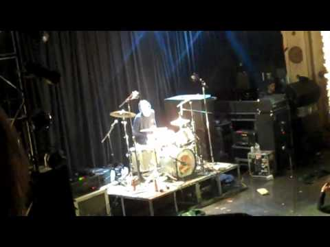 Mac McNeilly drum solo at Chicago Metro 2009 - best drummer ever