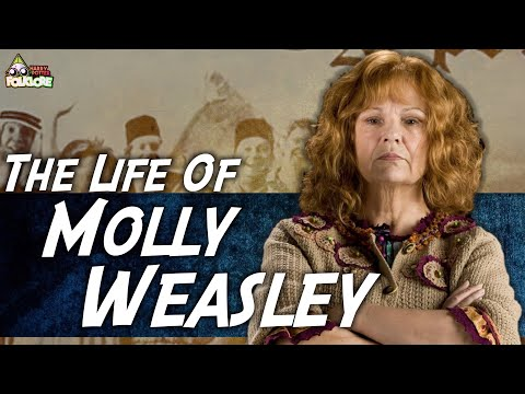 The Entire Life Of Molly Weasley