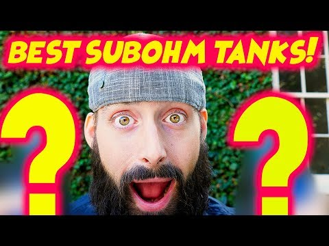 BEST SubOhm Tanks You Can Buy 2019! Riptrippers Favorite SubOhm Tanks For Vaping! BEST Vape!