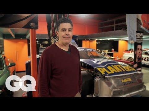 Adam Carolla's Private Garage - GQ's Car Collectors - Los Angeles