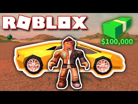 I BOUGHT THE MOST EXPENSIVE CAR IN ROBLOX JAILBREAK!!