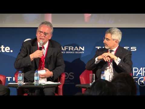 Paris Air Forum 2015 - Lanceurs et satellites peuvent-ils être un business rentable ?