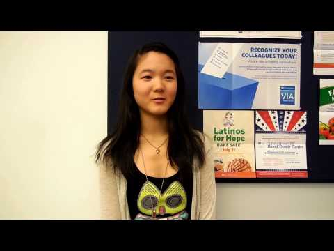 Christina Ren - High School Stem Cell Research Intern - Summer 2013