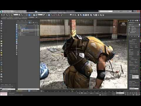 3DS Max 2016 New Features