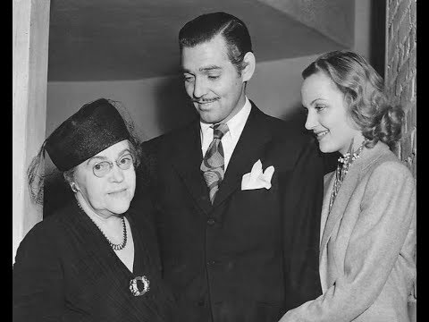 Clark Gable & Carole Lombard Her Plane Crash in 1942 Story The Spa Guy Short