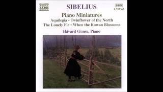 "Jean Sibelius - Five Pieces, Op. 75 ""The Trees"": I. När rönnen blommar"
