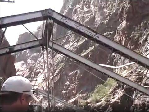 Royal Gorge - Scenic Railroad - Skyline Drive - Canon City - Colorado