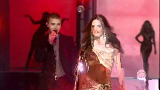 [1080p HD] Justin Timberlake - Sexy Back  (Victoria's Secret Fashion Show 2006)